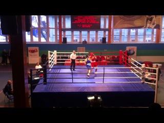 Я первый раз на ринге