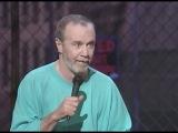 1988 Джордж Карлин - Что я делаю в Нью-Джерси?   George Carlin - What Am I Doing in New Jersey? (Русская озвучка Rumble)