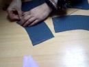коррекция неправильно выкроенной обтачки пояса кокетки