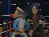 Celebrity Deathmatch Corey Haim vs Corey Feldman