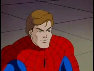 Человек паук 5 сезон 13 серия Паучьи войны часть 2 Прощай человек паук
