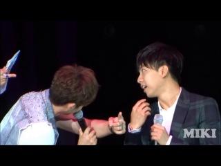 2013-09-14 - 李昇基 - 訪談 吻戲說明 理想型公開 - 李昇基台北見面會