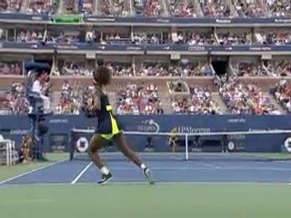 US Open 2012 , 2 часть . Финал / Азаренко - Уильямс