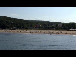 Море и пляж в п. Шкорпиловци