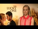 Zac Efron talks about his steamy sex scenes in The Lucky One