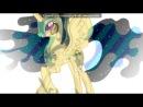 «Пони в виде Найтмен Мун» под музыку PLAYMEN - Fallin.
