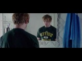 Руперт Гринт в клипе известного британского певца Эда Ширана «Lego House».