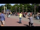 Dween & Nikolajs Puzikovs - Tu esi karsta (video filmēšana)