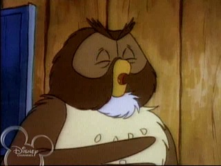 The New Adventures of Winnie the Pooh S3x01b Owl in the Family
