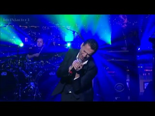 Depeche Mode - Heaven (Live on Letterman, 11.03.2013)