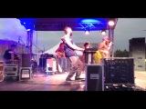 Radikkl Beatz на фетсе фейерверков в Мск -