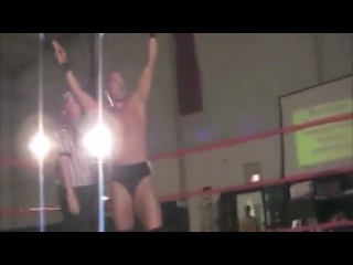 [My1Wrestling.ru] ECWA Raising The Bar 2012 - Papadon vs Adam Cole (ECWA Heavyweight Title)
