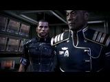 Mass Effect 3 (Русская Озвучка) — Первые 8 минут!