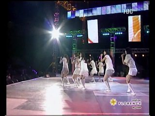 [PERF] SNSD - [080528] TBC 13th Anniversary Love Fantasy Concert - Kissing You, Baby Baby & Girls' Generation