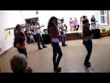 Танец на осенний бал