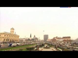Пешком...Москва железнодорожная.Жанр: Документальный сериал, москвоведение, познавательный, история, путешествия, экскурсия, вид