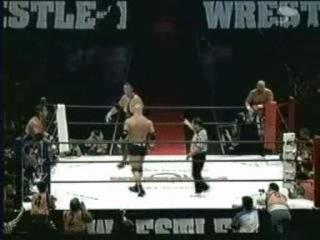 Тур Билла Голдберга по Японии / WWE: The JackHammer Tour Goldberg Invades