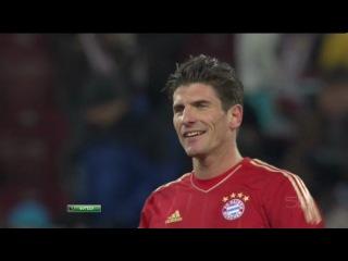 Футбол. Чемпионат Германии 2012-2013 / Обзор 16-го тура / НТВ-ПЛЮС Футбол