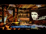 Luca Barbarossa - La prima cosa bella (I Migliori Anni-09.03.2012)