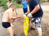 Чудная рыбалка на Каме 2013