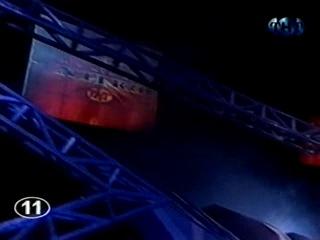 WCW NITRO 13.12.1999 - Титаны Рестлинга на канале ТНТ / Николай Фоменко