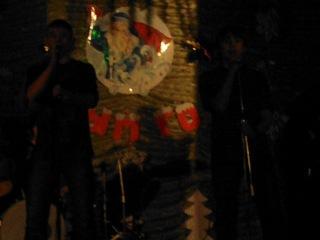 КУКУШКА (ЦОЙ !) вокал Камил и Ильвир бас гитара Вакиль Фоатович, ударные Костя , и Нияз соло