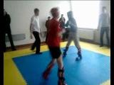 Рефат  Аблалимов кик боксинг