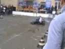 Авто Шоу 2012 Картинг (показательный выступ) 1