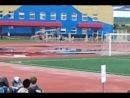 Отборочный забег на 200 м у парней младше 1994 года рождения на Первенстве и чемпионате Сахалинской области 2012 года 6 мая