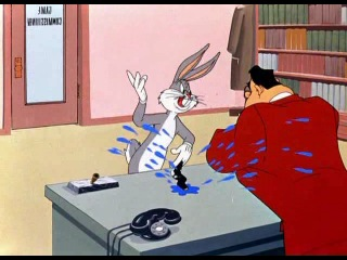 Looney Tunes english серия 129