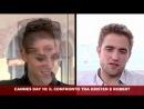 Интервью Роба и Крис для Sky Cine News на 65 Каннском кинофестивале (2012)
