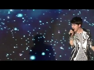 [120425] EXO-K BeakHyun D.O - Baby Don't Cry Live @SHOWCASE