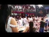 Topless DJ Anastasia  promo-video!