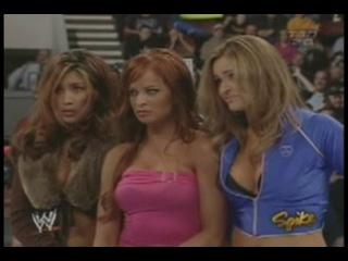 Lita Snitsky segment(WWE Raw 13.12.2004)