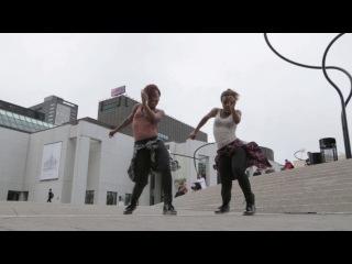 Jayane and kayliss - french dancehall blazin twins in montreal canada yak films