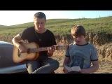 White & Денис - Рэп под гитару