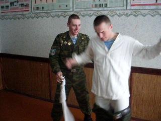 ЗЕНИТКА .ВИТЕБСК.103.ОТДЕЛЬНАЯ МОБИЛЬНАЯ БРИГАДА)))))ДМБ 2008-2009