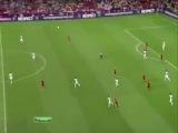 Португалия - Испания (ЕВРО 2012,обзор матча).