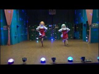 Ах, лето! русский народный танец -  В Мире Танца 22 05 13
