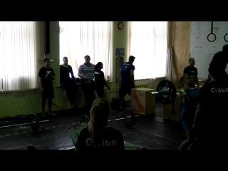 CrossFit^ Отрыое первенство Екатеринбурга 2013/ финал