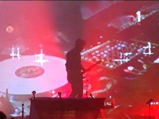 Отчет о концерте Linkin Park на фестивале Prosto Rock в Одессе, Украина на канале M1