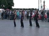 Las chicas de la salsa - Open Air 15-07-2012