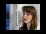 Очень красивое стихотворение - Зимняя Сказка (Эдуард Асадов) Читает Калинина Саша)*