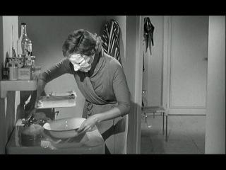Призрачное счастье / У зеркала два лица / Двустворчатое зеркало / Le miroir à (a) deux faces (1958)