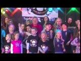 Volker Rosin feat. Kids on Stage ''Wir sind vorn''