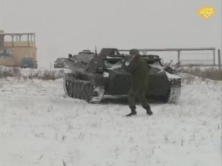 Рота рхбз 32-ой мотострелковой бригады