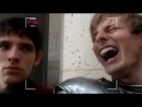 Colin Morgan and Bradley James - You're The Voice.