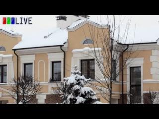Суханово Парк. Времена года. Январь 2012.