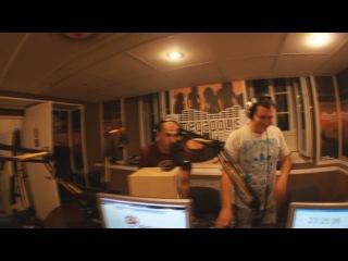 Blazin Show on Megapolis Fm (guest Vahtang & DJ Erik)
