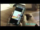 Реклама Samsung GT-N7100 GALAXY Note II